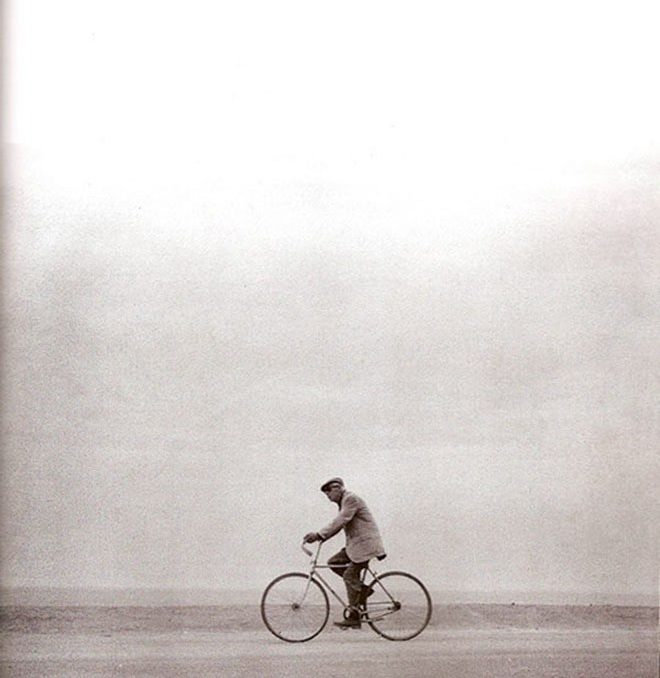 I want to ride my bicycle…