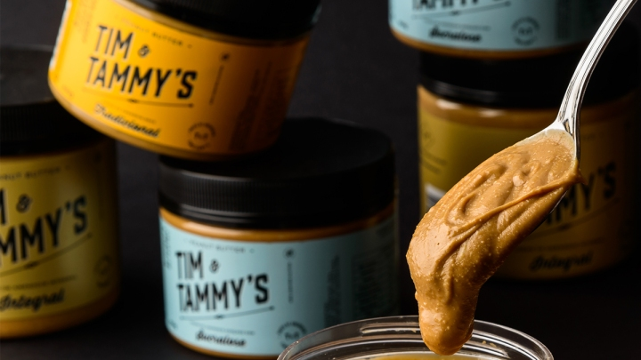 TIM & TAMMY'S : l'exemple d'emballage
