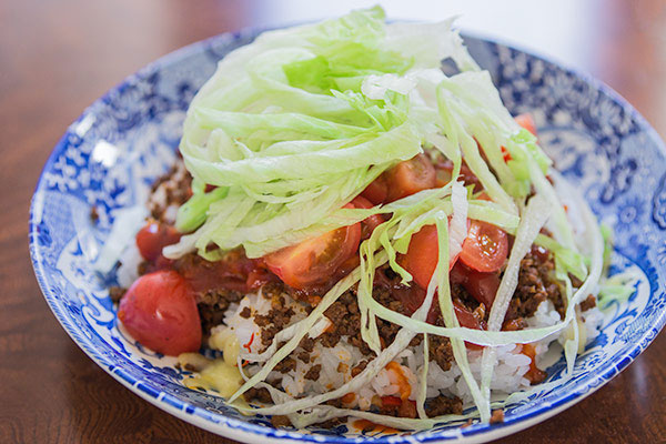 L'obsession du Taco Rice au Japon : tacoraisu