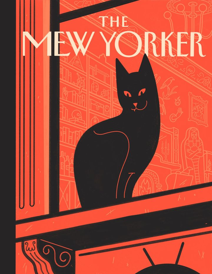 Le site Web qui donne une seconde chance aux couvertures refusées de The New Yorker
